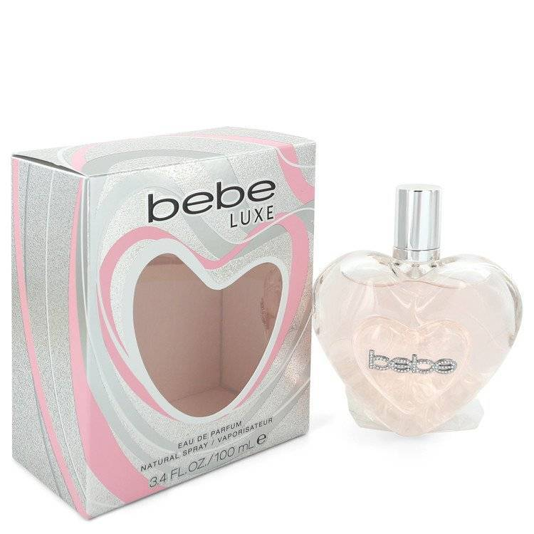 Bebe Luxe by Bebe Eau De Parfum Spray 3.4 oz for Women - rangoutlet.com