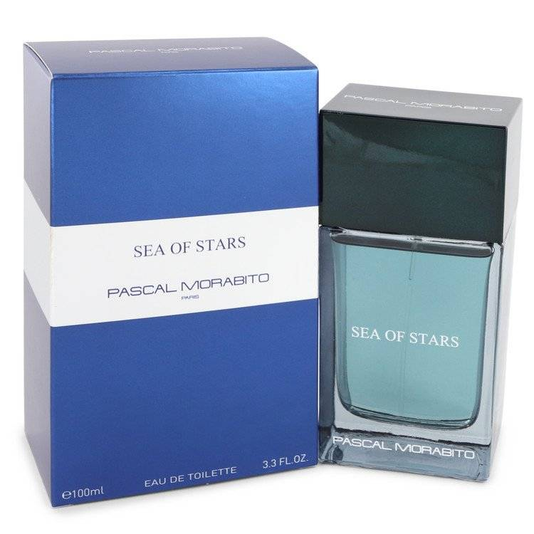 Sea of Stars by Pascal Morabito Eau De Toilette Spray 3.4 oz for Men - rangoutlet.com