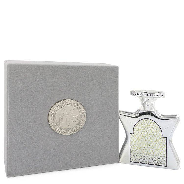 Bond No. 9 Dubai Platinum by Bond No. 9 Eau De Parfum Spray 3.4 oz for Women - rangoutlet.com
