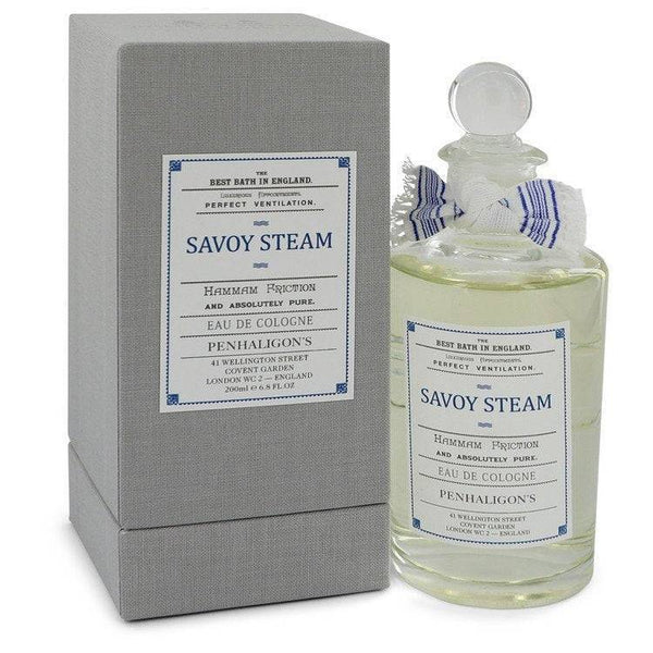 Savoy Steam by Penhaligon's Eau De Cologne (Unisex) 6.8 oz for Men - rangoutlet.com