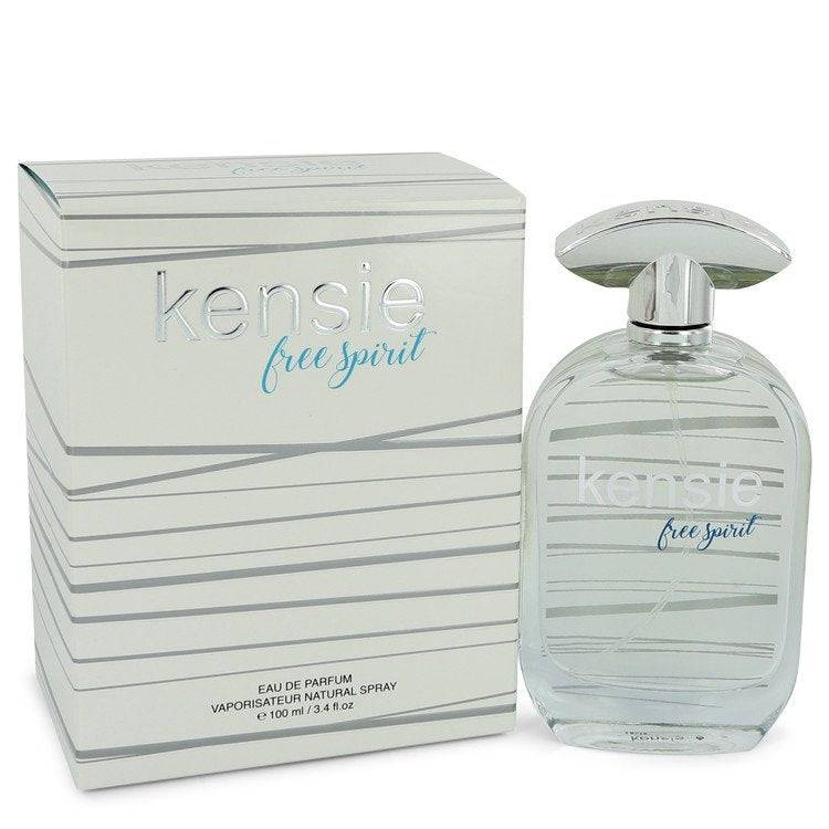 Kensie Free Spirit by Kensie Eau De Parfum Spray 3.4 oz for Women - rangoutlet.com