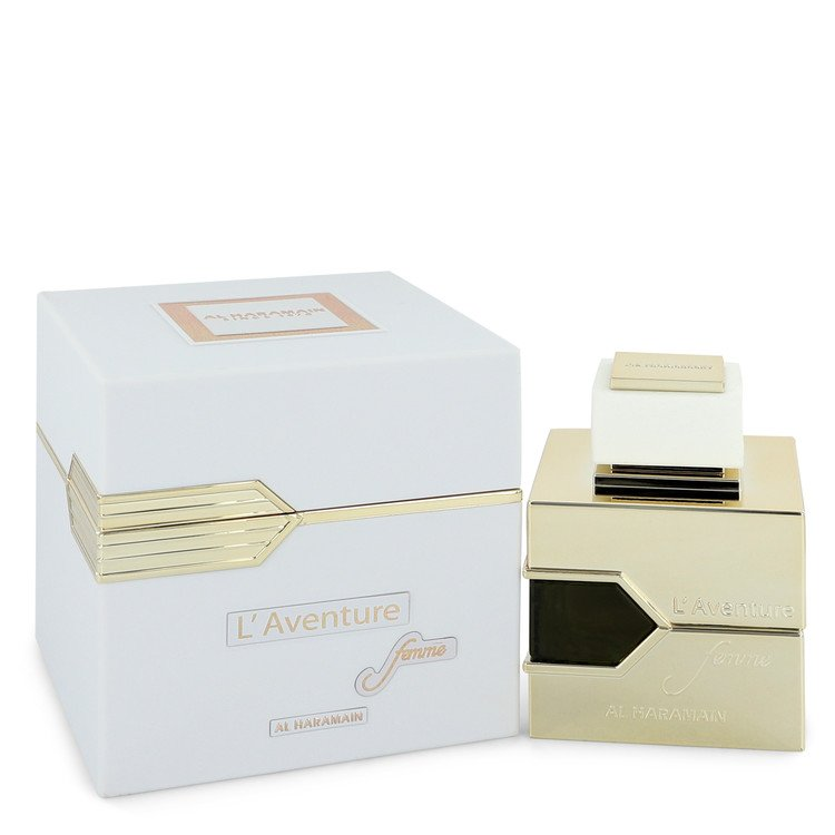 L'aventure Femme by Al Haramain Eau De Parfum Spray 3.3 oz for Women - rangoutlet.com