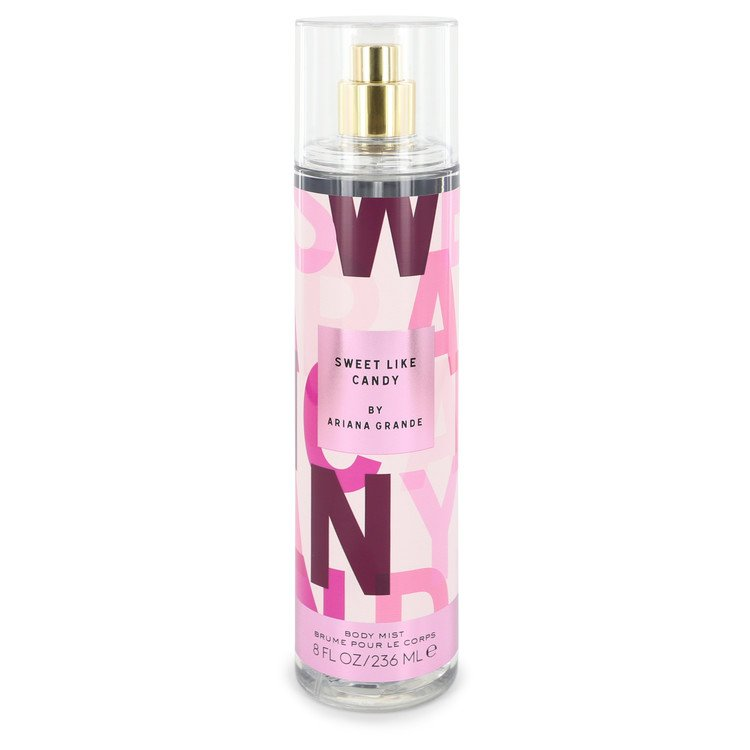 Sweet Like Candy by Ariana Grande Body Mist Spray 8 oz for Women - rangoutlet.com
