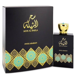 Sehr Al Sheila by Swiss Arabian Eau De Parfum Spray (Unisex) 3.4 oz for Women - rangoutlet.com