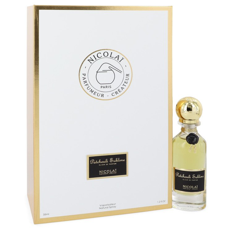 Nicolai Patchouli Sublime by Nicolai Elixir De Parfum Spray 1.2 oz for Women - rangoutlet.com