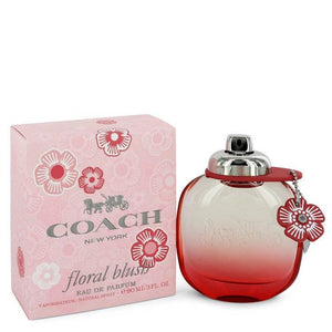 Coach Floral Blush by Coach Eau De Parfum Spray 3 oz for Women - rangoutlet.com