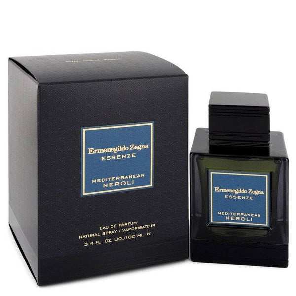 Mediterranean Neroli by Ermenegildo Zegna Eau De Parfum Spray 3.4 oz for Men