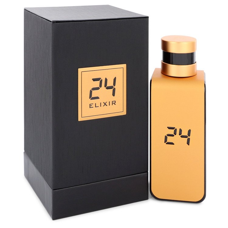 24 Elixir Rise of the Superb by Scentstory Eau De Parfum Spray 3.4 oz for Men - rangoutlet.com