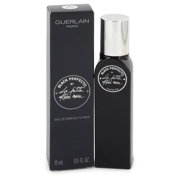 La Petite Robe Noire Black Perfecto by Guerlain Eau De Parfum Florale Spray 0.5 oz  for Women - rangoutlet.com