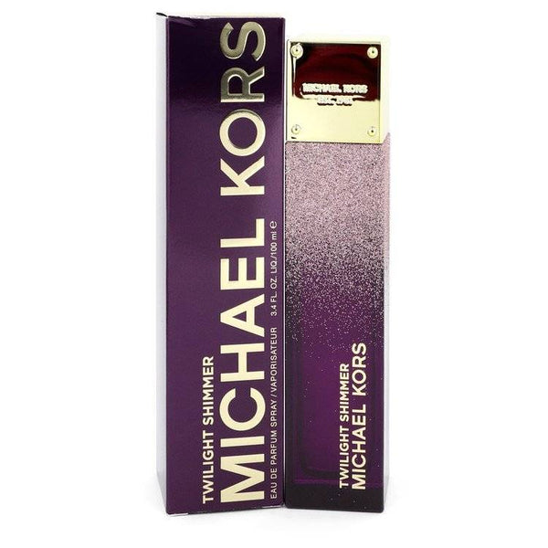 Twilight Shimmer by Michael Kors Eau De Parfum Spray 3.4 oz for Women
