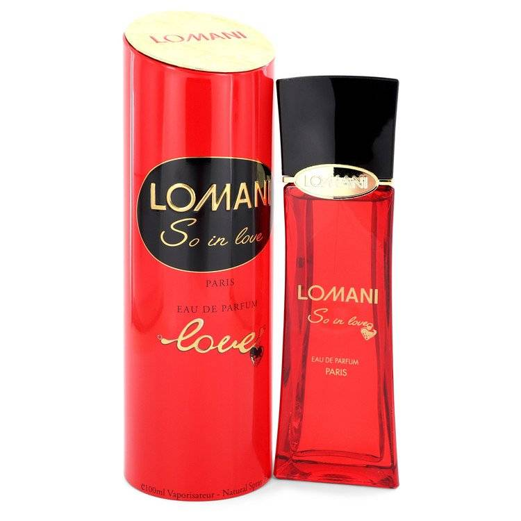 Lomani So In Love by Lomani Eau De Parfum Spray 3.3 oz for Women - rangoutlet.com