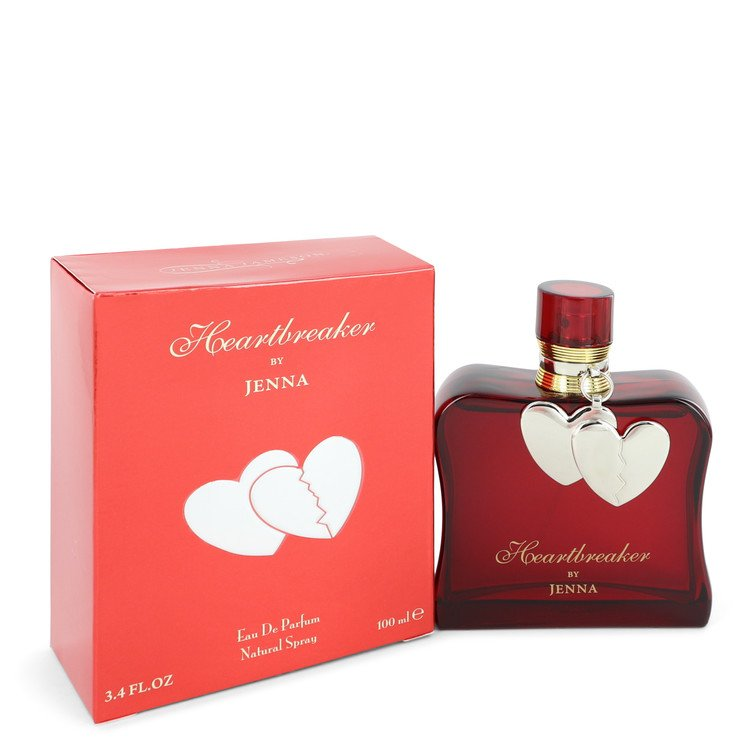 Heartbreaker by Jenna Jameson Eau De Parfum Spray 3.4 oz for Women - rangoutlet.com