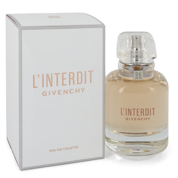 L'interdit by Givenchy Eau De Toilette Spray 2.6 oz  for Women - rangoutlet.com