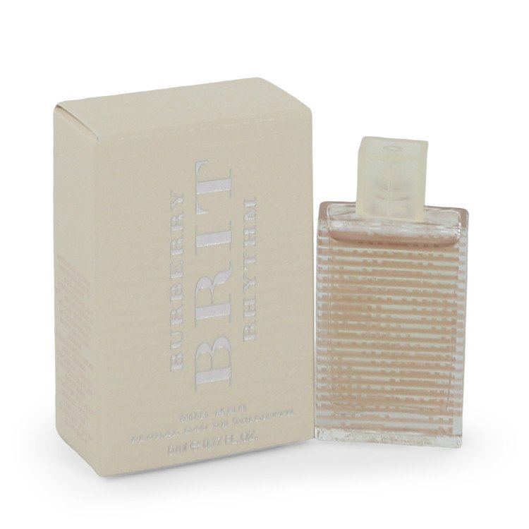 Burberry Brit Rhythm Floral by Burberry Mini EDT .17 oz for Women