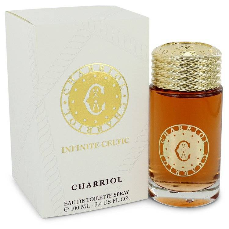 Charriol Infinite Celtic by Charriol Eau De Toilette Spray 3.4 oz  for Women - rangoutlet.com