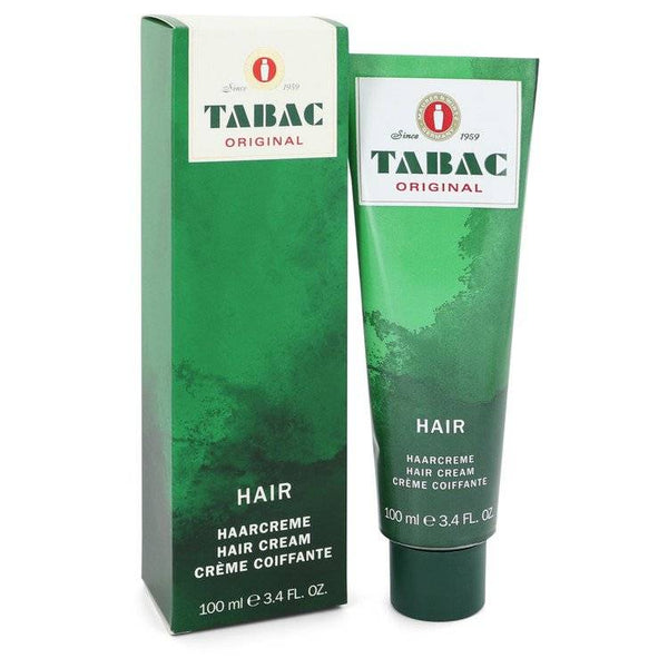 TABAC by Maurer & Wirtz Hair Cream 3.4 oz for Men