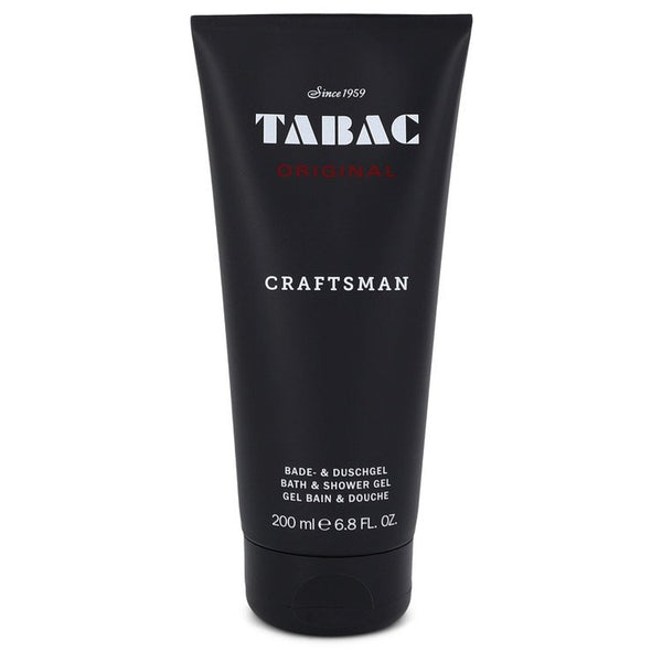 Tabac Original Craftsman by Maurer & Wirtz Shower Gel 6.8 oz for Men