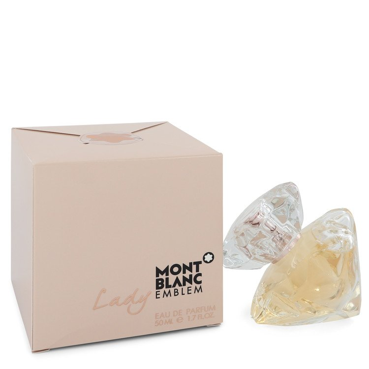 Lady Emblem by Mont Blanc Eau De Parfum Spray 1.7 oz for Women - rangoutlet.com