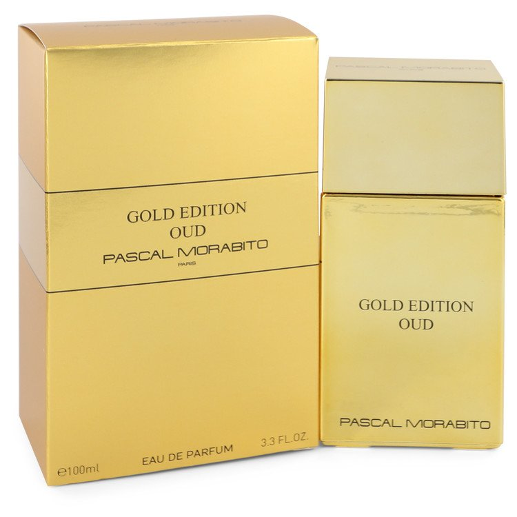 Gold Edition Oud by Pascal Morabito Eau De Parfum Spray 3.3 oz for Women - rangoutlet.com