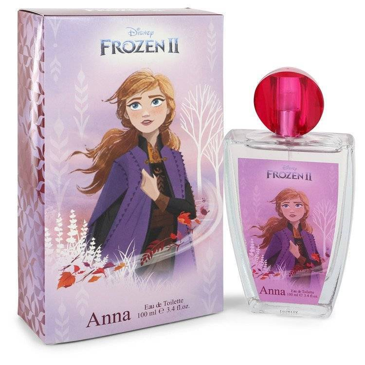 Disney Frozen II Anna by Disney Eau De Toilette Spray 3.4 oz for Women - rangoutlet.com