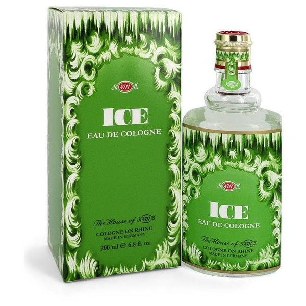 4711 Ice by Maurer & Wirtz Eau De Cologne (Unisex) 6.8 oz for Men