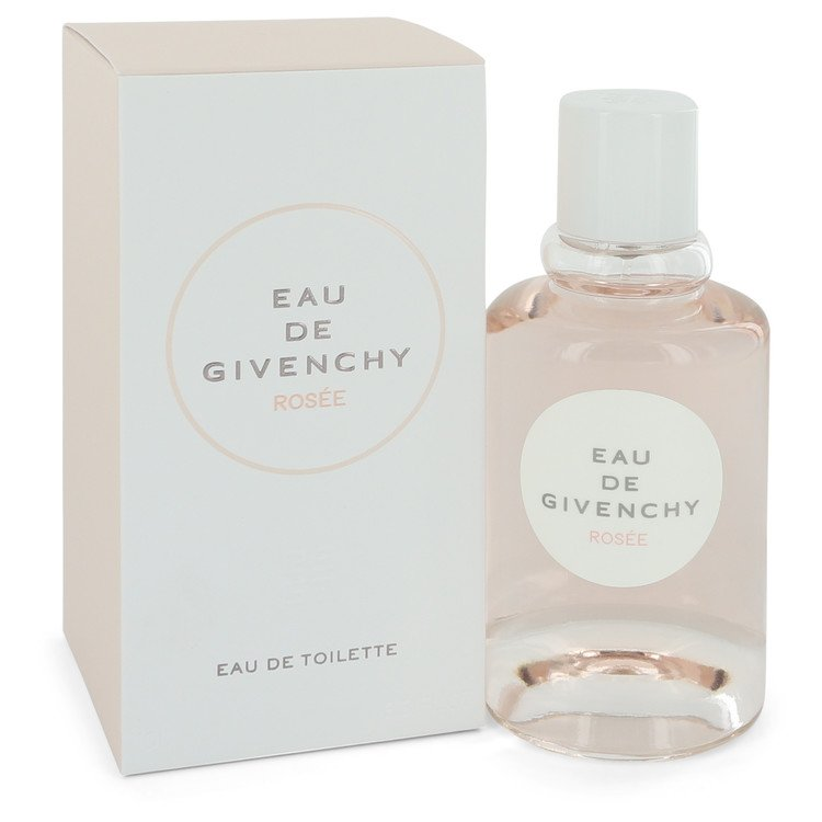 Eau De Givenchy Rosee by Givenchy Eau De Toilette Spray 3.3 oz for Women - rangoutlet.com