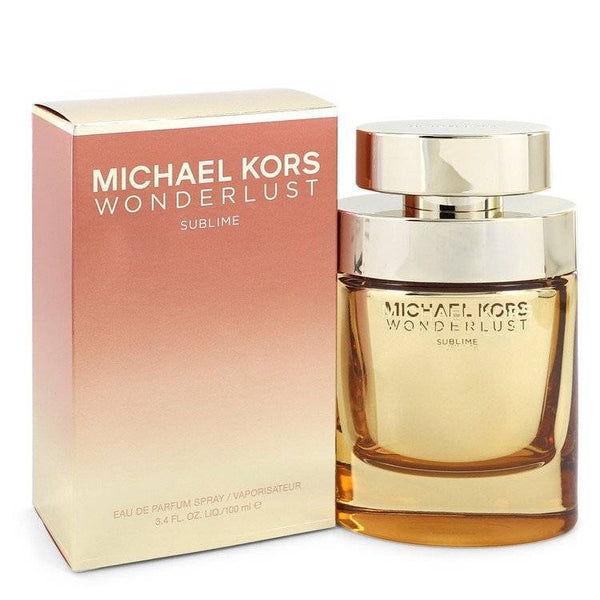 Michael Kors Wonderlust Sublime by Michael Kors Eau De Parfum Spray 3.4 oz for Women