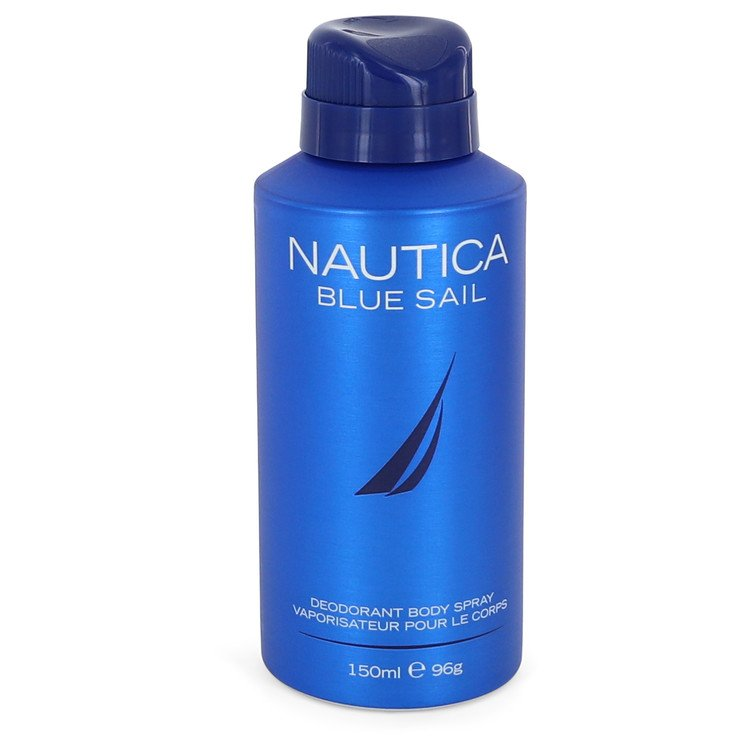 Nautica Blue Sail by Nautica Deodorant Spray 5 oz for Men - rangoutlet.com