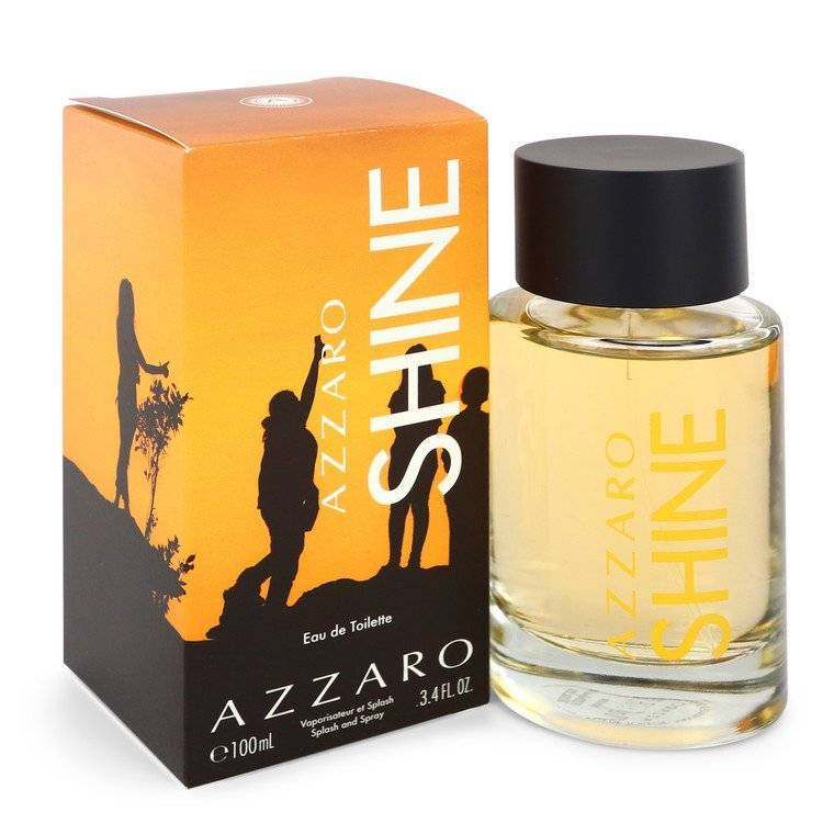 Azzaro Shine by Azzaro Eau De Toilette Spray 3.4 oz for Men - rangoutlet.com