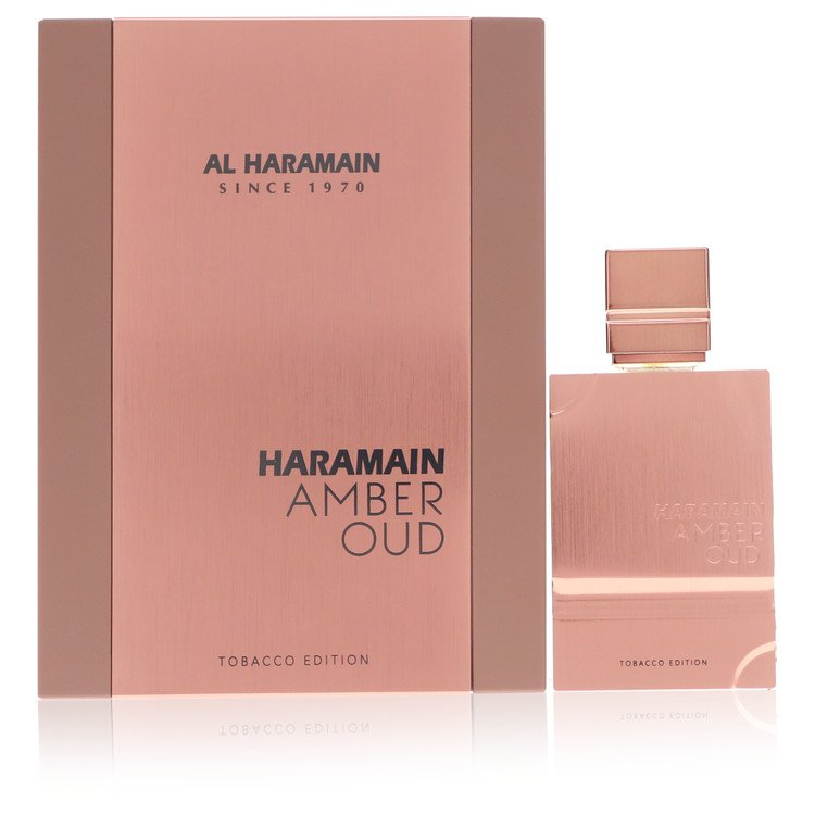 Al Haramain Amber Oud Tobacco Edition by Al Haramain Eau De Parfum Spray 2.0 oz for Men