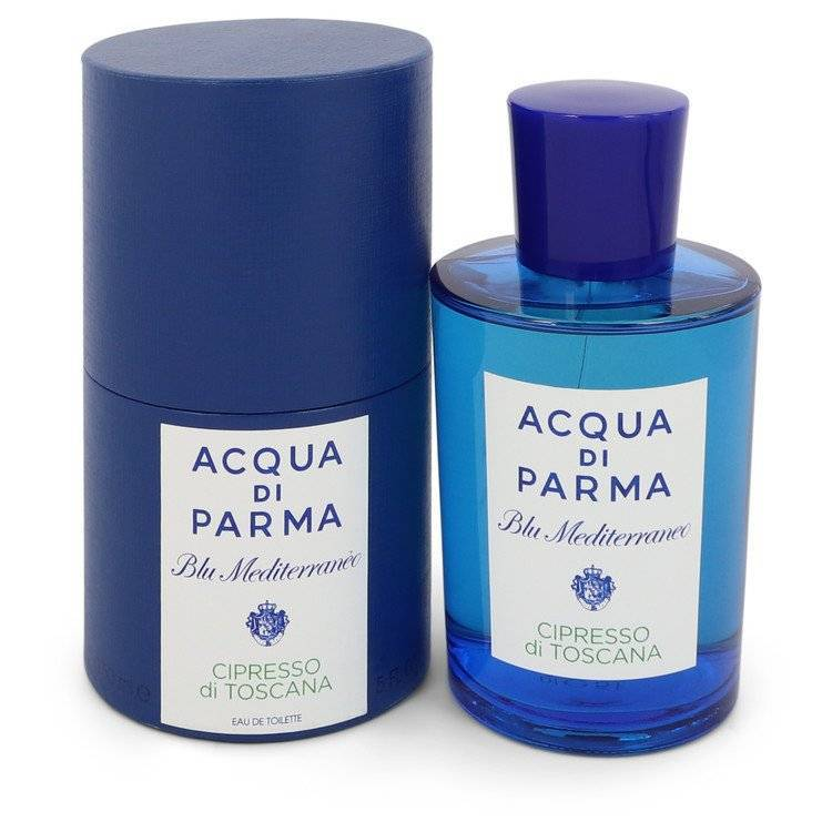 Blu Mediterraneo Cipresso Di Toscana by Acqua Di Parma Eau De Toilette Spray 5 oz for Women - rangoutlet.com