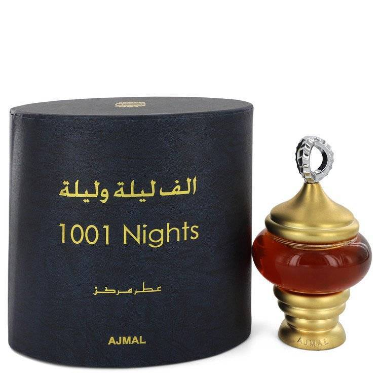 1001 Nights by Ajmal Concentrated Perfume Oil 1 oz for Women - rangoutlet.com