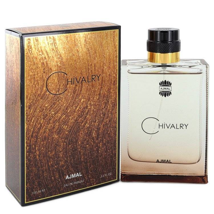 Ajmal Chivalry by Ajmal Eau De Parfum Spray 3.4 oz for Men - rangoutlet.com
