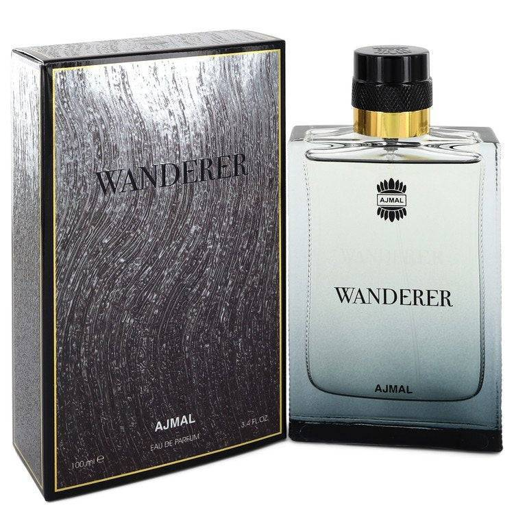 Ajmal Wanderer by Ajmal Eau De Parfum Spray 3.4 oz for Men - rangoutlet.com