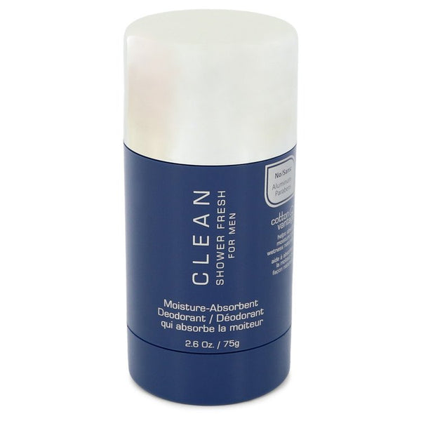 Clean Shower Fresh by Clean Deodorant Stick 2.6 oz for Men