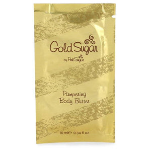 Gold Sugar by Aquolina Body Butter Pouch .34 oz for Women - rangoutlet.com