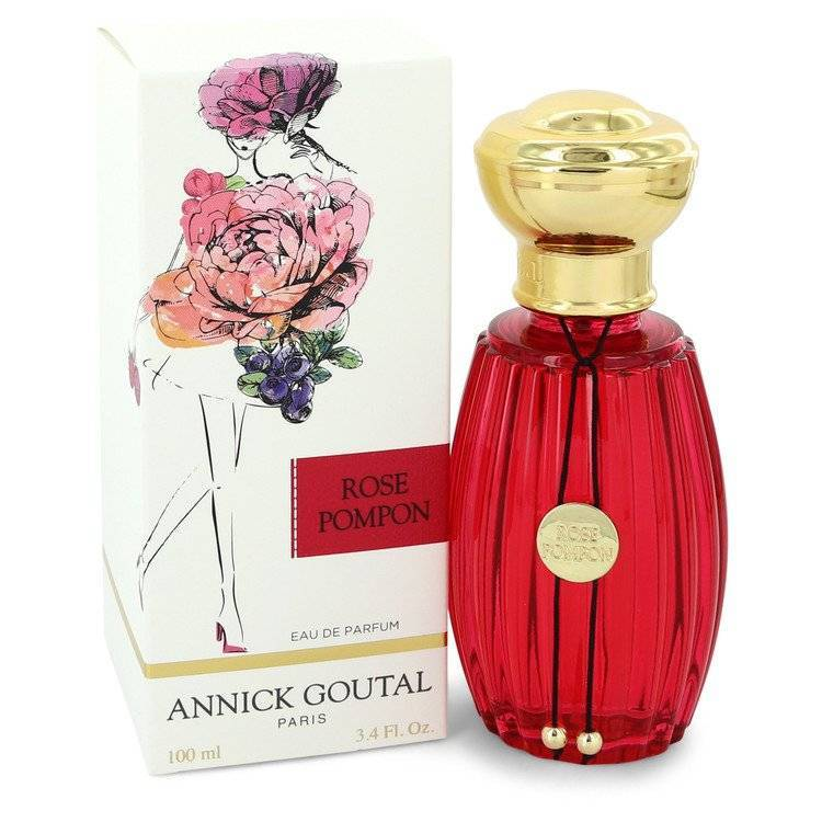Annick Goutal Rose Pompon by Annick Goutal Eau De Parfum Spray 3.4 oz for Women - rangoutlet.com