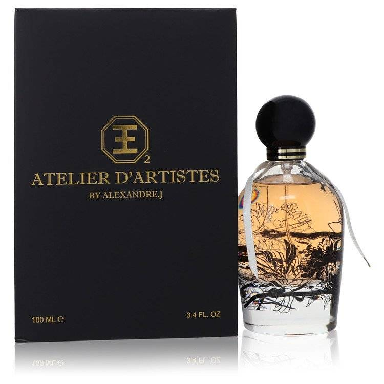 Atelier D'artistes E 2 by Alexandre J Eau De Parfum Spray (Unisex) 3.4 oz for Women