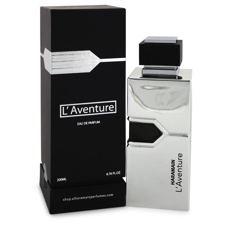 L'aventure by Al Haramain Eau De Parfum Spray 6.7 oz for Men - rangoutlet.com