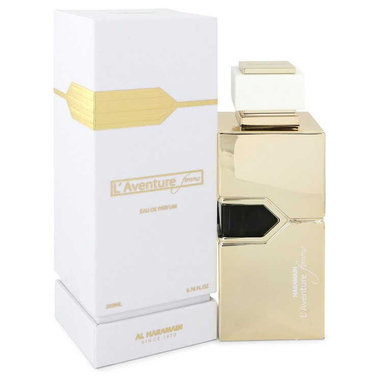 L'aventure Femme by Al Haramain Eau De Parfum Spray 6.7 oz for Women - rangoutlet.com
