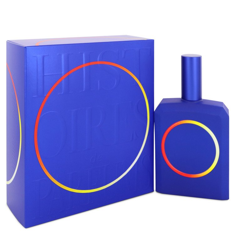 This Is Not A Blue Bottle 1.3 by Histoires De Parfums Eau De Parfum Spray (Unisex) 4 oz for Women - rangoutlet.com