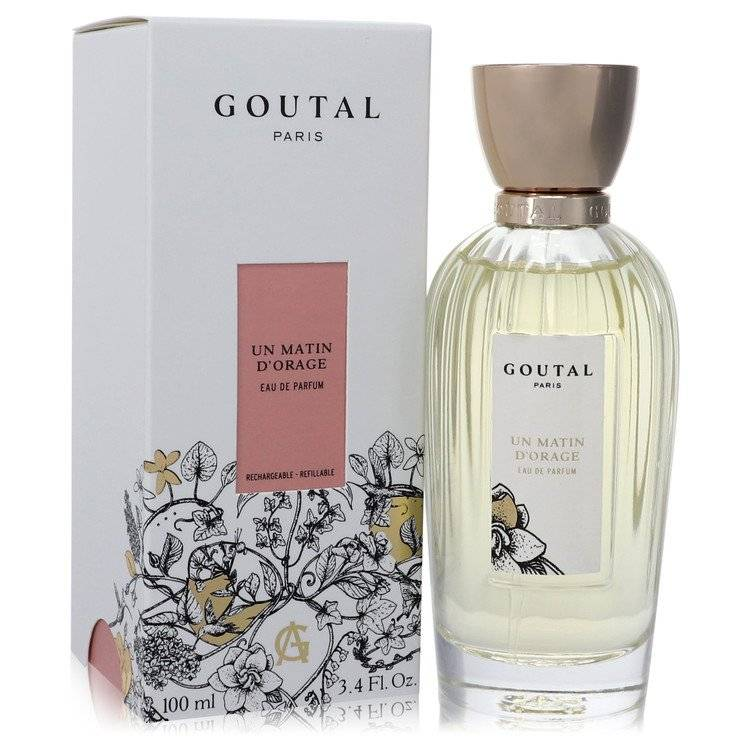 Un Matin d'Orage by Annick Goutal Eau De Parfum Refillable Spray 3.4 oz for Women - rangoutlet.com