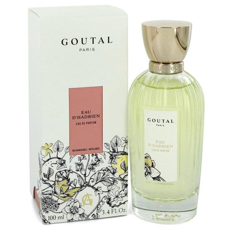 EAU D'HADRIEN by Annick Goutal Eau De Parfum Refillable Spray 3.4 oz for Women - rangoutlet.com