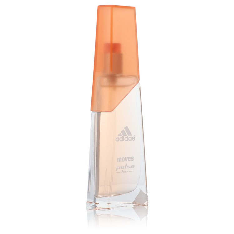 Adidas Moves Pulse by Adidas Eau De Toilette Spray (unboxed) 1 oz for Women