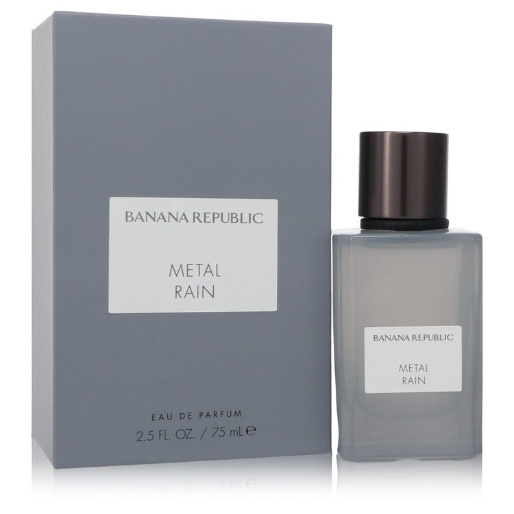 Banana Republic Metal Rain by Banana Republic Eau De Parfum Spray (Unisex) 2.5 oz for Men
