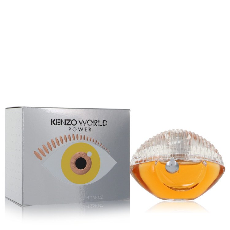 Kenzo World Power by Kenzo Eau De Parfum Spray 2.5 oz for Women