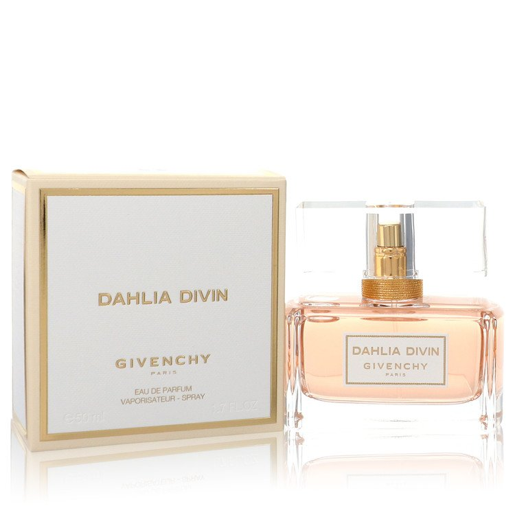 Dahlia Divin by Givenchy Eau De Parfum Spray 1.7 oz for Women