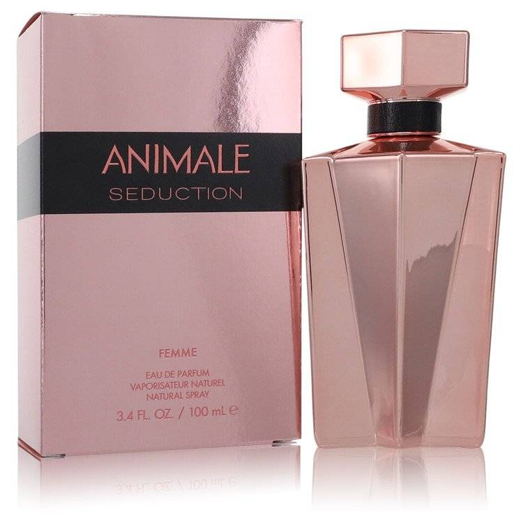Animale Seduction Femme by Animale Eau De Parfum Spray 3.4 oz for Women