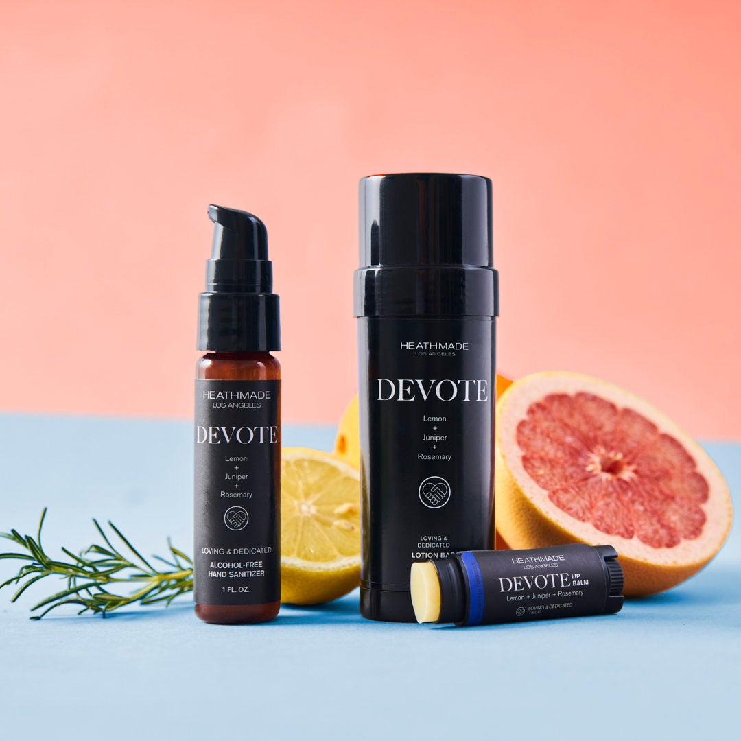 Devote Travel Set