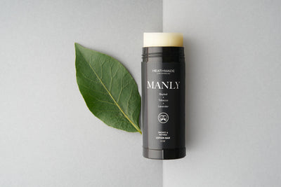 Manly Lotion Bar